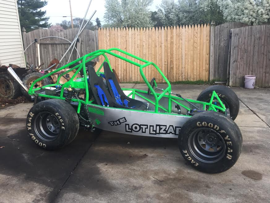 Sand rail autocross/skid pad build (or, why my wife hates me)-Page