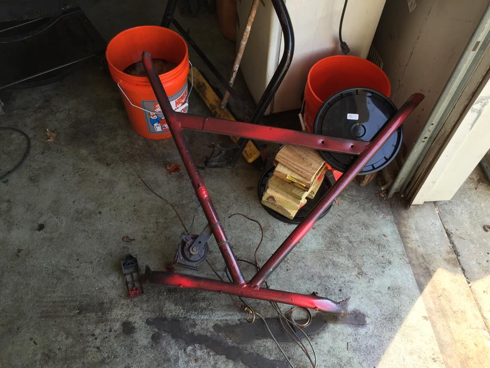 Sand rail autocross/skid pad build (or, why my wife hates ...